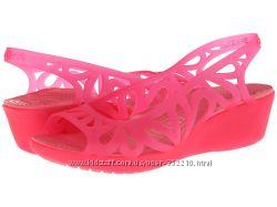 Босоножки Crocs Adriana Mini Wedge, W9, W10
