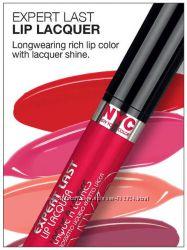 Матово-глянцевые блески для губ NYC - Expert Last Lip Lacquer оригинал