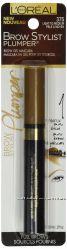 Гелевая тушь для бровей L&acuteoreal Stylist Plumper оригинал куплено в США