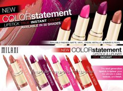 Помада Milani Color Statement оригинал куплено в США