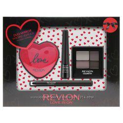 Подарочный набор Revlon Love Is On подводка карандаш тени зеркало оригинал