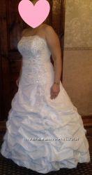 Свадебное или выпускное платье для Королевы