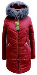 зимнее пальто 48-62 размеры, в наличии