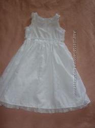 Платье Mothercare, р. 7-8 лет на девочку