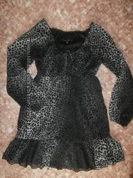 Платье туника AMISU, М-L