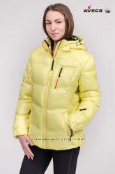 Куртка женская очень теплая Avecs наполнитель. Превосходное качество