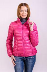Яркая осенняя куртка Avecs демисезонная утепленная