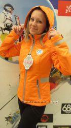 Непромокаемая весенняя куртка WHS Sport с утеплителем демисезонная