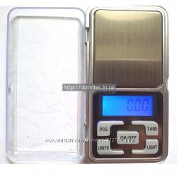Весы ювелирные 100г Domotec MH-100