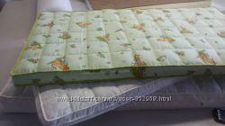 Новые Матрасы в детскую кроватку Кокос-паралон-гречка на 7 и 11 см