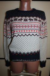Шерстяной свитер ATMOSPHERE, р М , UK 10, на 44