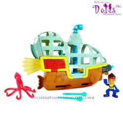 Игровой набор Джейк и пираты Нетландии  невероятное морское приключение