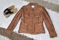 Стеганая куртка New Look размер EUR 36 UK 8 В идеале