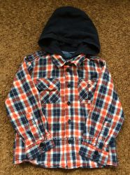 Продам рубашку Matalan на 3-4 года 98-104см