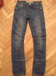 Продам джинсы Denim на 12-14 лет 152-158см