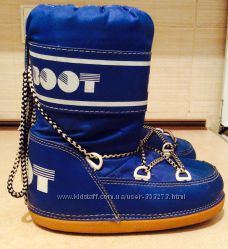Продам сапожки Moonboot, по стельке 20 см