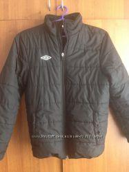 Демисезонная куртка Umbro 152 рост