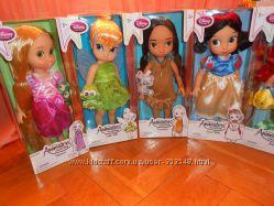 Куклы Дисней. Оригинал Disney Animators Collection