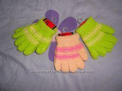Перчатки для деток в наличии