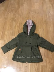 Красивенное пальтишко от Zara для маленькой модницы