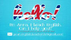 Преподаватель английского языка - Кривой Рог