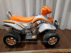 Квадроцикл електромобіль Geoby
