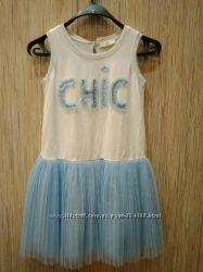 Роскошное платье MONNALISA, оригинал, 8-9 лет