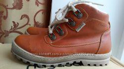 Очень тепленькие ботинки на овчине