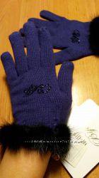 VDP фиолетовые перчатки