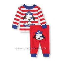 Пижамы и слипы CHILDRENS PLACE, разные модели, размеры от 1 до 4 лет