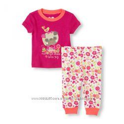Пижамы, размеры от 2 до 4 лет