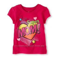 Майки и футболки от 6 до 12 мес.