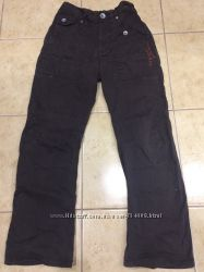 Красивые брючки джинсы Next на мальчика 9-10 лет рост 146