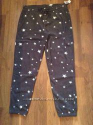 Флисовые штаны для дома, фирмы Oldnavy, размер М