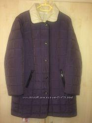 Пальто плащевое стеганное Elema Беларусь