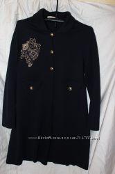 Оригинальное пальто от Aquajeans Оригинал Шерсть