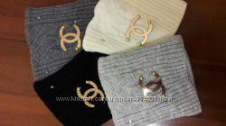 Теплые стильные женские шапочки Шанель NYC ICE Выбор цветов