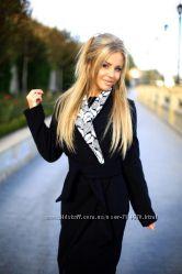 Стильные теплые женские пальто Выбор цвета и размера Зима