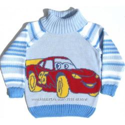 Новый свитер р. 110