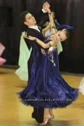 СНИЗИЛИ ЦЕНУ Шикарное платье для бальных танцев стандарт