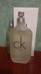 Calvin Klein CK One туалетная вода распив оригинал