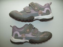 Замшевые ботинки - кроссовки Superfit 32 р. , стелька 20, 7 см.