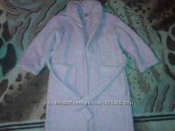 Махровый халат Cherokee для девочки 3-4 года