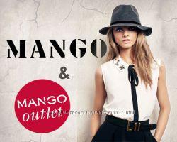 Распродажи ZARA, MANGO и Mangooutlet Испания, Польша, Франция фри-шип