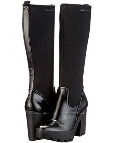 Женские сапоги Calvin Klein Jeans Sintra, р. 38