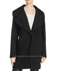 CALVIN KLEIN Wool One Button Boyfriend Coat оригинал из США р. 48-50-UA 8-US