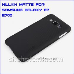 Новый чехол Nillkin для Samsung Galaxy E7 E700 с пленкой в подарок