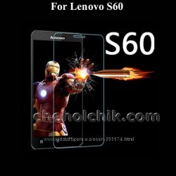 Защитное противоударное стекло для Lenovo S60