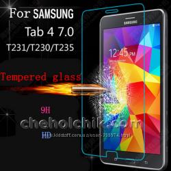 Новое защитное стекло для Samsung Tab 4 7. 0 T230 T231