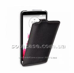 Кожаный чехол флип TETDED для LG G3 Stylus D690 Dual